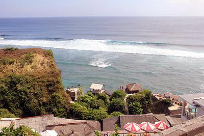 Uluwatu - Res till Bali